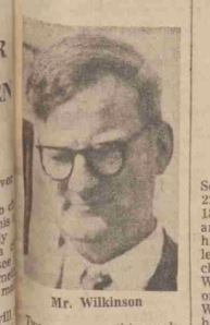 Herbert Wilkinson